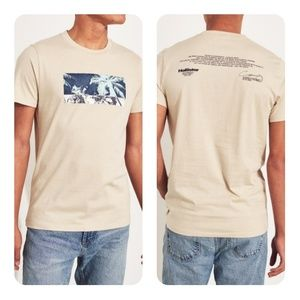 ❤ NWT❤Hollister Graphic Tee